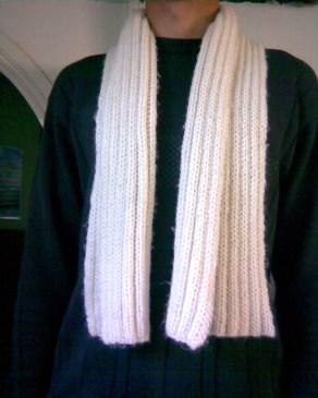 La bufanda - un hermoso abrigo muy suave